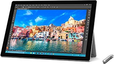 Microsoft Surface Pro 4 (256 GB, 8 GB